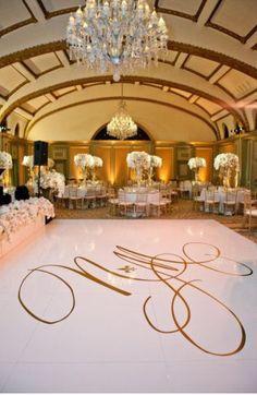 Another dance floor example
