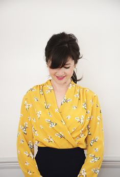 Sew Over It | Anderson Blouse PDF Sewing Pattern - Sew Over It