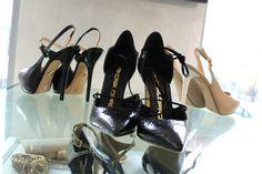 •P/E 2016• Scarpe: passione o ossessione? Le nuove collezioni rendono ancora più sottile la linea di confine :) Quale modello preferisci tra Décolleté e Sandali?  #giancarlopaoli #scarpe #taccoalto #decollete #sandali #shoes #scarpedonna #nuove #scarpenuove #tacco #tacchialti #tacchi #moda #roma #tivoglio #cuoricino #regalo #primavera #estate #sandalo #milano #cool #fashion #chic #adoro #comode #leamo #love #molise
