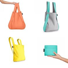 Now, that it's official: we've got some #summer colors for you! #notabag #bagandbackpack #firstdayofsummer
