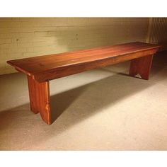 outside+benches+from+old+barn+wood | Barn Wood Plank Top Bench, 1in Top, No Breadboard, Cherry