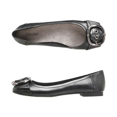 Womens - Dexter - Ella Buckle Flat - Once again shoes I love but can't find my size. :(