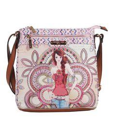 Look what I found on #zulily! Marina Crossbody Bag by Nicole Lee #zulilyfinds