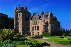 Belfast Castle - Northern Ireland travel tips click here: http://www.ytravelblog.com/things-to-do-in-northern-ireland/