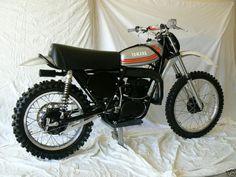 Yamaha YZ 250 A 1974