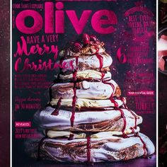 olive Christmas issue 2018