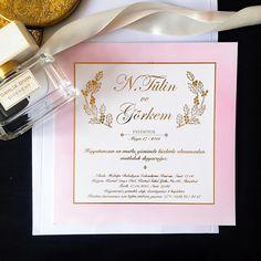 Kişiye Özel Düğün ve Nişan Davetiyeleri&Hediye Tasarımları-Fiyat bilgisi ve sorulariniz için; nazli@adamavva.com P.S:Bu arada gelin adayları için özel bir de detay var bu fotoğrafta,hep sorulur gelin parfümü ne olmalı diyeGivenchy-Dahlia Divin Bence milli gelin parfümü olmalı