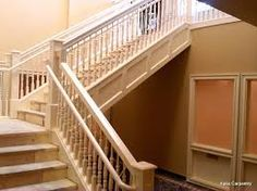 Image result for Stair rails