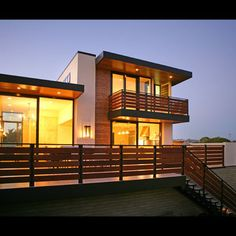 Contemporary BALCONY RAILING Design, Pictures, Remodel, Decor and Ideas