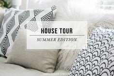 house tour / summer edition