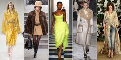 The new era of Cavin Klein, Marc Jacobs' neutral palette, the prettiest gown at Oscar de la Renta, and more.