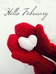 <3 Hello february