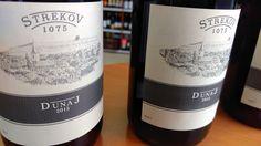 NOVINKA v našej ponuke DUNAJ z vinárstva Strekov 1075 www.vinopredaj.sk  Ochutnajte ho ešte dnes ...  #dunaj #novinka #new #strekov1075 #strekov #vinomilci #winesofslovakia #winesfromslovakia #vino #wine #wein #slovakwine #slovawines #milujemslovenskevino #mameradivino #slovenskevino
