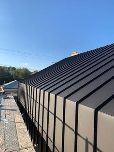 Geelong Roofing and Cladding project features Colorbond® steel Matt - True Blue Roofing