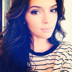 Kendall Jenner. By far the most gorgeous and humble of the family. She's my fav. Of the kardashian/jenners.