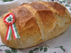 A tökéletes fehérkenyér Bread Recipes, New Recipes, Real Food Recipes, Cooking Recipes, Favorite Recipes, Hungarian Desserts, Hungarian Recipes, Hungarian Food, Good Food