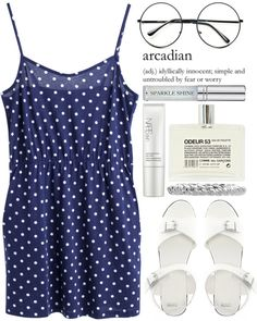 """""""Arcadian"""" by carocuixiao ❤ liked on Polyvore"""