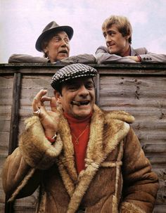 Only Fools And Horses British Tv Comedies, British Comedy, David Jason, Happy 80th Birthday, Only Fools And Horses, Uk Tv, Aesthetic Japan, Classic Motors, Comedy Tv