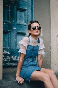 3 Denim Looks To Wear This Weekend | Bloglovin' Fashion | Bloglovin'