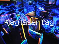 BUCKET LIST: play laser tag....COMPLETE 1-4-14!! And I won with the highest score!!! Whoop!!