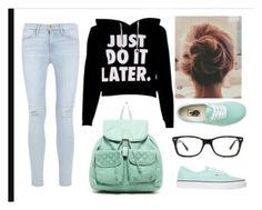 """Just do it later"" by pippinriver on Polyvore"