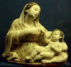 Nuestra Señora del Coro, patrona de Donostia.