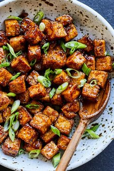 Tofu Recipes, Asian Recipes, Vegetarian Recipes, Cooking Recipes, Healthy Recipes, Tempeh, Confort Food, Tofu Dishes, Light Recipes