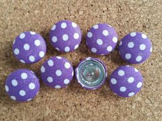 Check out this item in my Etsy shop https://www.etsy.com/listing/452016476/thumbtack-set-8-pc-push-pin-set
