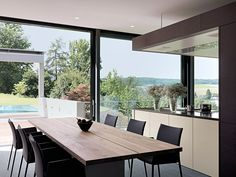 Stylish house in Germany by Leicht 3