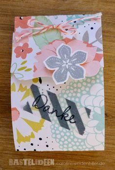 Danke Goodie Sale-a-Bration Designpapier Stempelset: Petite Petals