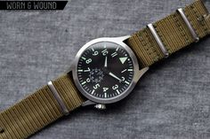 Right around the time that Blake reviewed the Maratac Pilot, County Comm quietly released a second, smaller model. Dubbed the Maratac Mid Sized Pilot this 39mm version is the same in almost every way, it's just smaller. It has the same Miyota 8245 automatic movement with small seconds, the same domed sapphire crystal, the same … Continue reading Maratac Mid Sized Pilot