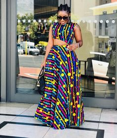 Ankara Clothing, African Print, Ankara Dress - Women's style: Patterns of sustainability African Dresses Plus Size, African Dresses For Kids, African Print Dresses, African Prints, Kente Dress, Ankara Dress Styles, African Fashion Ankara, African Print Fashion, African Style