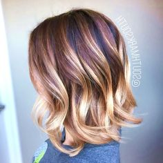 24 Trendsetting Ombre Hair Color For Brunettes That Give A Refreshing Vibe