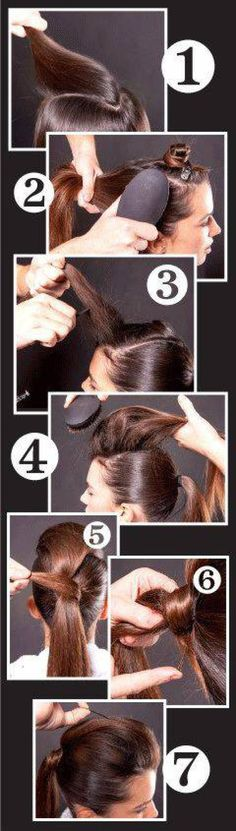 New Way To Straight Your Hair (DIY)