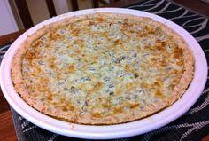 Gluteenitonta leivontaa: Savuporopiirakka