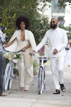 Solange Knowles Wedding Pictures | POPSUGAR Celebrity Australia