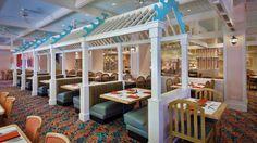 Dine at this Walt Disney World restaurant.