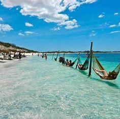 Jericoacoara beach Brazil
