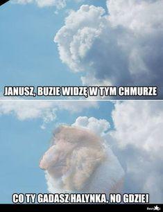 BESTY.pl - Buzię widzę w tym chmurze xD Deadpool, Fun Facts, Haha, Sci Fi, Target, Funny Memes, Anime, Science Fiction, Ha Ha