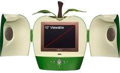 HANNspree K226-10U1-001 Green Apple 10in LCD TV.jpg (430×262)