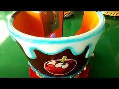 Kids Rides swing game machine –Rotor Ice Cream