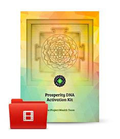 Is Your DNA Programmed To Attract Prosperity Into  Your Life... Or Reject It?  This Video Reveals Remarkable Scientific Evidence Of How Your DNA Determines Your Financial & Career Success - And How To Reprogram Yourself To Overcome The Interna...