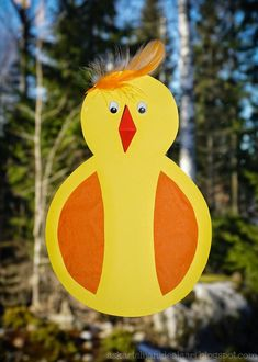 Tweety, Art For Kids, Easter, Christmas Ornaments, Holiday Decor, Party, Diy, Crafts, Hands