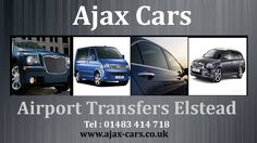 More detail about Taxi Godalming  available visit at:  http://www.ajax-cars.co.uk/taxi-godalming.html
