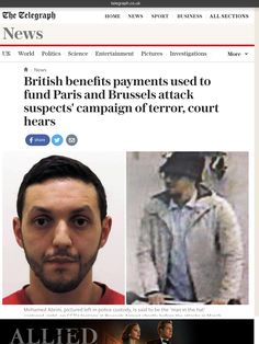 They need our money. Guns are expensive.   http://www.telegraph.co.uk/news/2016/11/24/man-hat-suspect-brussels-paris-attacks-given-3k-two-men-birmingham/