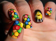 Nail art mms - 50 Mind Blowing Designs of Nail Art  <3 <3