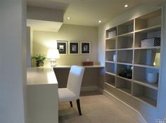 Contemporary Home Office - Come find more on Zillow Digs!