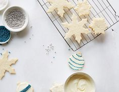 Organic Valley Frosted Shortbread Cookies Recipe
