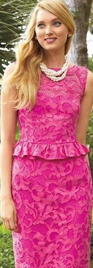 Lilly Pulitzer Fall '13- Kiri Dress