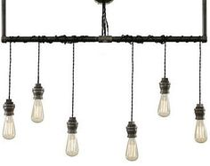 Boho Chic Contemporary Light Industrial Chic by UnionHillTradeCO